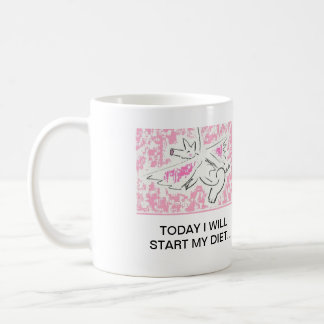 Mug. When Pigs Fly I Will... Coffee Mug