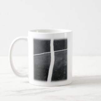 Mug with a cross and faith