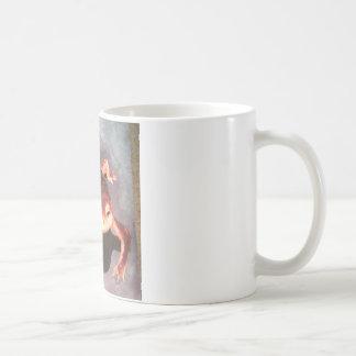 Mug with a Salamander