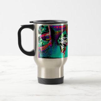 Mug With Abstract Image