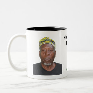Mug with Belizean Pioneer