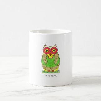 Mug with CHI chickcharney