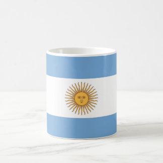 Mug with Flag of Argentina