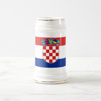 Mug with Flag of Croatia