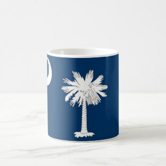 Mug with Flag of South Carolina State - USA