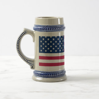 Mug with Flag of the USA