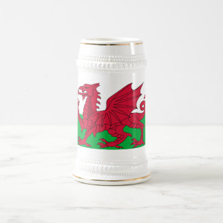Mug with Flag of the Wales