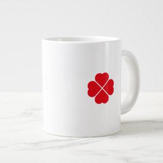 Mug with Flower Design