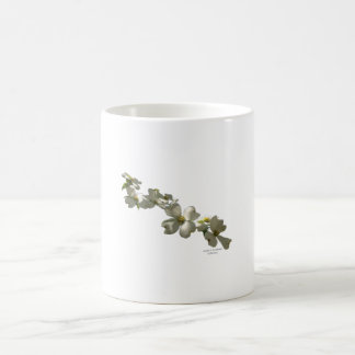 Mug with Flowering Dogwood