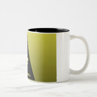 Mug with HamStar's Custom Phrase