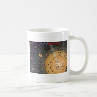 Mug with High Frontier Colonization Map
