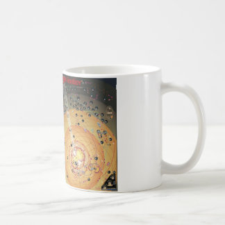 Mug with High Frontier Map