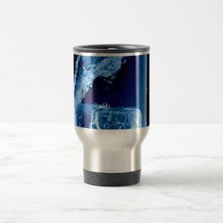 mug  with ice tubes