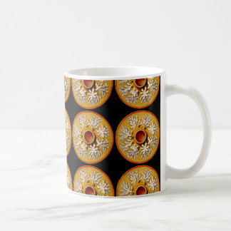 Mug with marine animals - Jellyfish