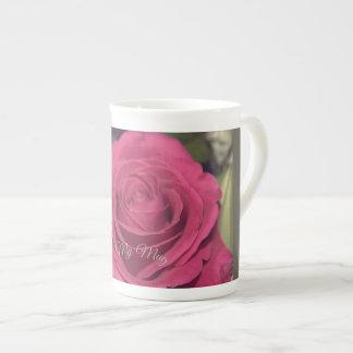 Mug With Rose