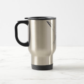 Mug with subtle message - free as a bird