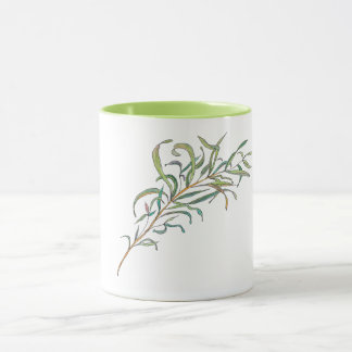 Mug with Tarragon