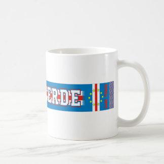 mug with the Cape Verde flag