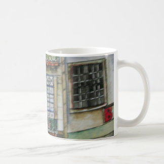 Mug with watercolor of Portugal