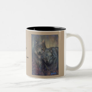 Mug WOLVES by Ryan Todd Brucker