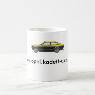 mug  www.opel.kadett-c.co.uk