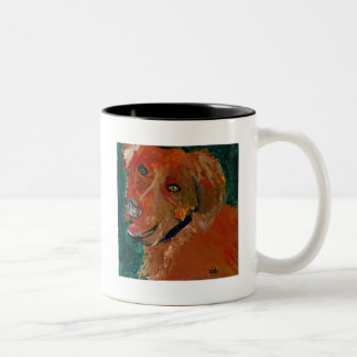 Mug- Zach Two-Tone Coffee Mug