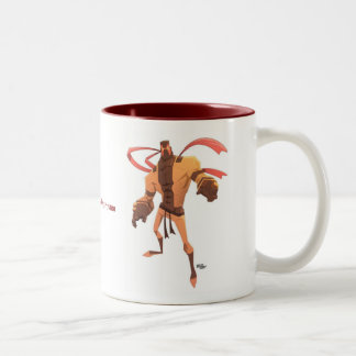 MugCoffee Two-Tone Coffee Mug
