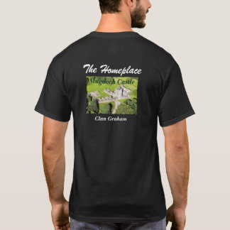 Mugdock Castle – Clan Graham T-Shirt