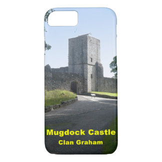 Mugdock Castle iPhone 8/7 Case