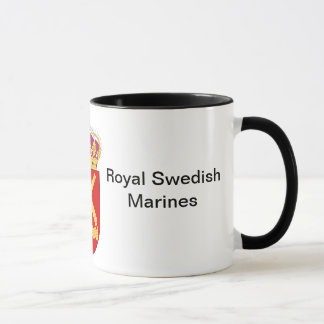 Mugg Amfibiekåren Royal Swedish Marines Mug
