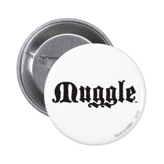 Muggle 2 Inch Round Button