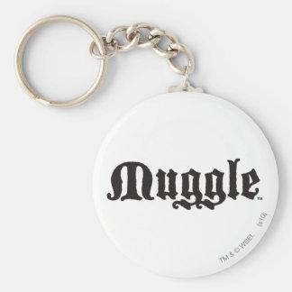 Muggle Keychain