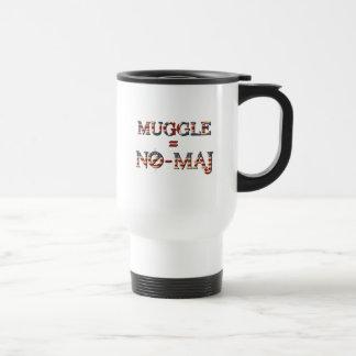 Muggle = No-Maj Travel Mug