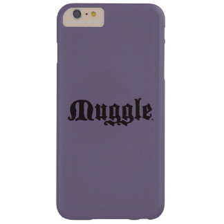 MUGGLE™ Round Sticker Barely There iPhone 6 Plus Case