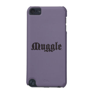 MUGGLE™ Round Sticker iPod Touch (5th Generation) Cases