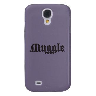 MUGGLE™ Round Sticker Galaxy S4 Case