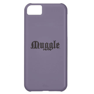 MUGGLE™ Round Sticker iPhone 5C Covers