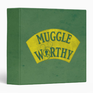 Muggle Worthy Binders