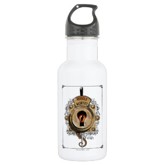 Muggle Worthy Lock With Fantastic Beast Locked In 532 Ml Water Bottle