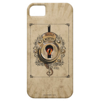 Muggle Worthy Lock With Fantastic Beast Locked In Case For The iPhone 5