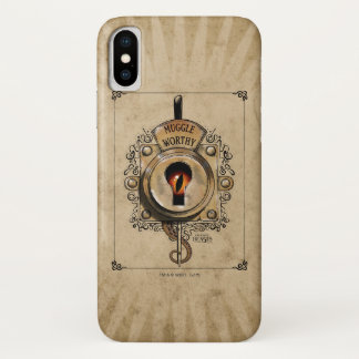 Muggle Worthy Lock With Fantastic Beast Locked In Case-Mate iPhone Case