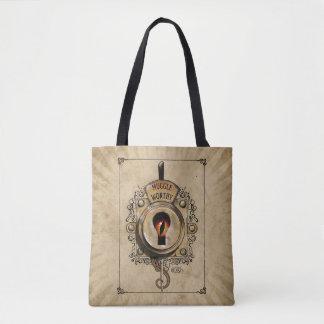 Muggle Worthy Lock With Fantastic Beast Locked In Tote Bag