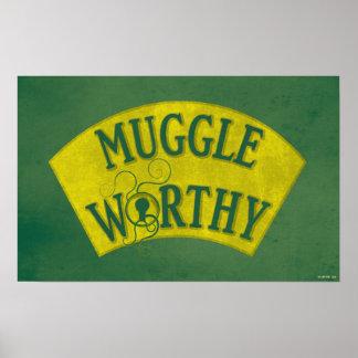Muggle Worthy Poster