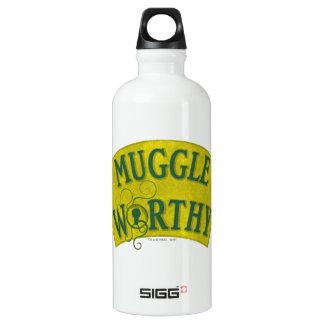 Muggle Worthy Water Bottle