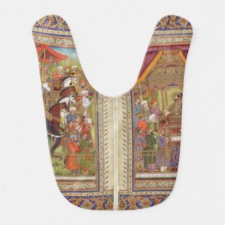 Mughal Indian India Islam Islamic Muslim Boho Art Bib