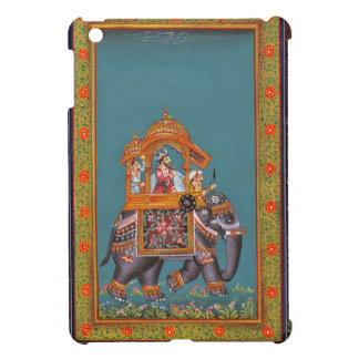 Mughal Indian India Islam Persian Persia Elephant iPad Mini Cover