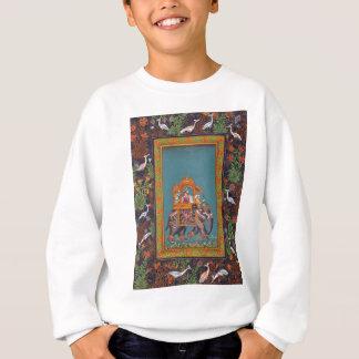 Mughal Indian India Islam Persian Persia Elephant Sweatshirt