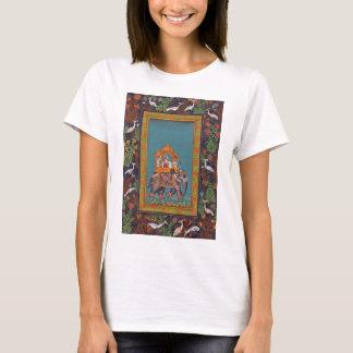 Mughal Indian India Islam Persian Persia Elephant T-Shirt
