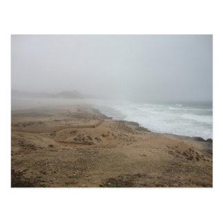 Mughsayl Beach (Salalah Oman) Postcard