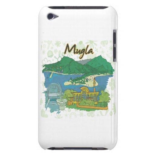 Mugla Barely There iPod Case